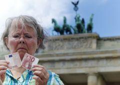 'Reddito di cittadinanza' alla tedesca: erogati 107 miliardi dal 2007