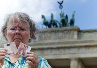 Euro, matematica condanna una tra Italia e Germania