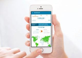 L'app di Tinaba ora gestisce i risparmi come farebbe un banker