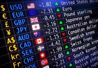 Forex, monete emergenti non beneficiano della Fed