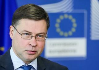 Dombrovskis:
