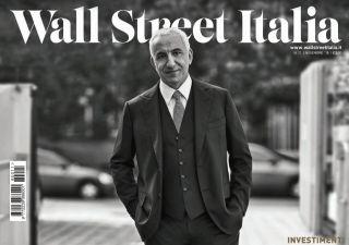 Il sommario del numero di novembre di Wall Street Italia in edicola
