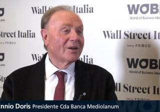 Ennio e Massimo Doris (Banca Mediolanum):