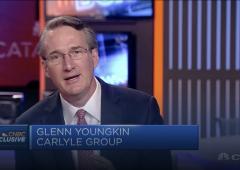 """Carlyle Group: """"volatilità mercati non è la fine del mondo"""""""