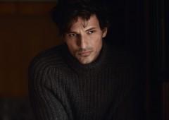 Winter Blues, intervista al modello e attore Andrés Velencoso