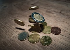 Proiezione FTSE MIB con la massa monetaria