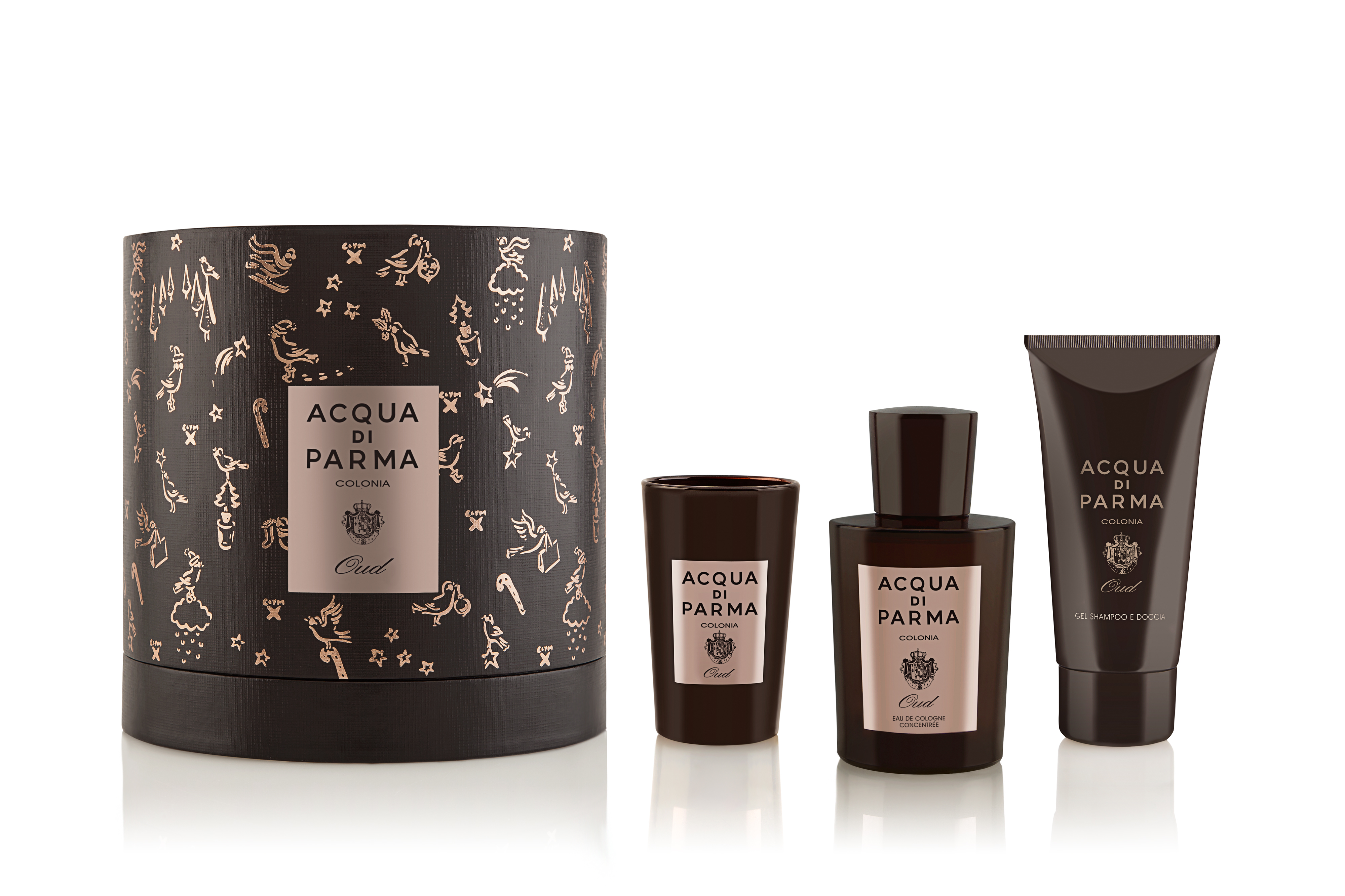 COLONIA OUD HOLIDAY SET