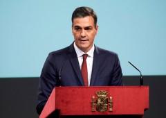 Spagna, momenti difficili per il governo Sanchez