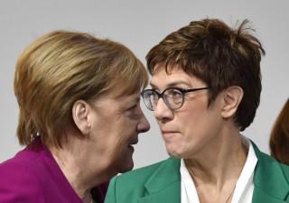 Finisce era Merkel, Cdu nelle mani di Annegret Kramp-Karrenbauer