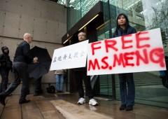 """Rilasciata su cauzione lady Huawei. Trump: """"se necessario interverrò"""""""