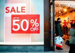 UK, Natale nero per consumi e retail: peggio della recessione del 2008