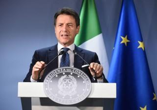 Conte difende adesione italiana a Via della Seta: