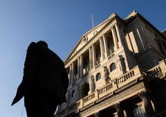 Coronavirus, la BoE finanzierà direttamente le spese del governo britannico