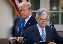 Trump vuole licenziare Powell, governatore Fed
