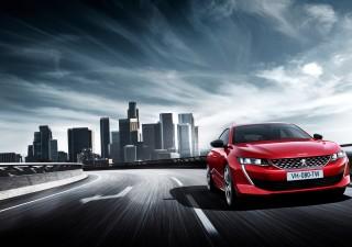 Peugeot rivoluziona il design delle berline con Nuova 508