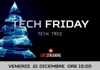 Tech Friday - Christmas Tech Tree