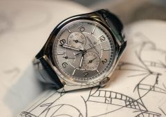 WatchINK: Vacheron Constantin Fiftysix Day-Date