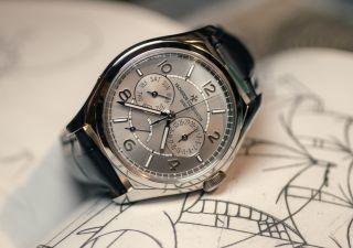 WatchINK: Vacheron Constantin Fiftysix Day-Date