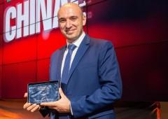 """Triboo si aggiudica il premio """"Capital Elite"""" nei China Awards 2018"""