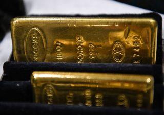 L'oro potrebbe salire a 1400 dollari entro fine 2019