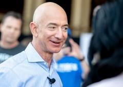 Bezos divorzia: amante potrebbe costargli metà del patrimonio