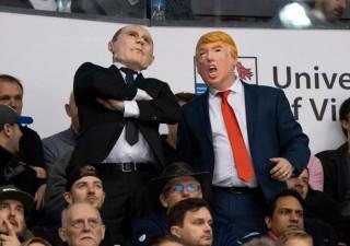 L'amore russo di Trump e le divisioni in America