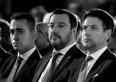 """Salvini: """"Scambio Tav contro Diciotti?Questa è la vecchia politica"""""""