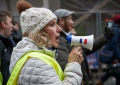 Gilet Gialli, democrazia diretta come il M5S. E Macron farà concessioni