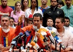Venezuela, Guaidó flirta con i generali: colpo di stato?