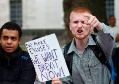 Brexit: frenata globale rischia di peggiorare impatto no deal