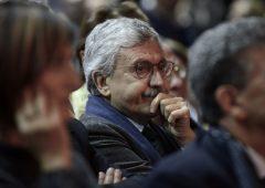 """D'Alema contro Calenda: """"malattia è neoliberismo non sovranismo"""""""