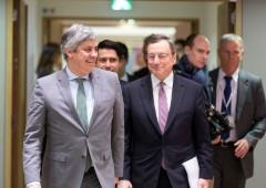 """Draghi: """"euro garantisce sovranità in un mondo globalizzato"""""""