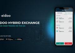 Eidoo ora è anche una piattaforma di scambio di crypto e token