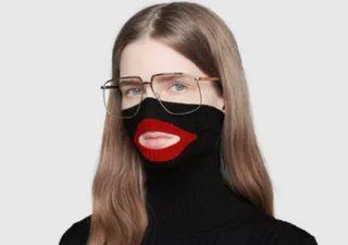 Bufera su Gucci per maglione