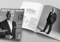Il sommario del numero di febbraio di Wall Street Italia in edicola