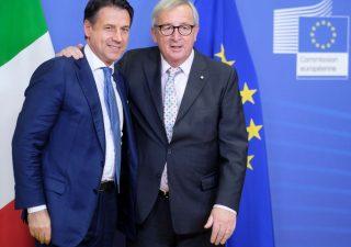 L'Ue boccia la manovra italiana: