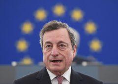 Dopo otto anni al timone, Draghi dice addio alla BCE