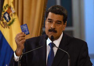 Maduro: inviato Usa ha incontrato ministro Esteri Venezuela
