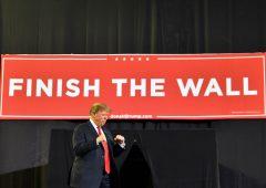 Il muro al confine: emergenza politica per Trump
