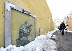 Banksy al Mudec per tutti con Fidelity International
