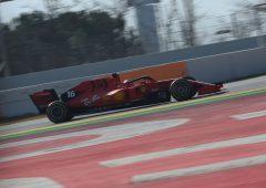 Ferrari, la nuova SF90 alla prova di Montmelò
