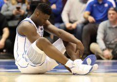 Esplode scarpa Nike a stella del basket Usa: titolo accusa il colpo