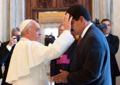 Crisi Venezuela, Papa Francesco scrive a Maduro