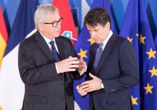 Bilancio Ue: per Italia maggiori risorse rispetto ad altri paesi