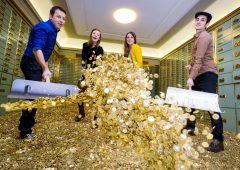 Oro rastrellato da banche centrali: mai tanti acquisti dal 1967