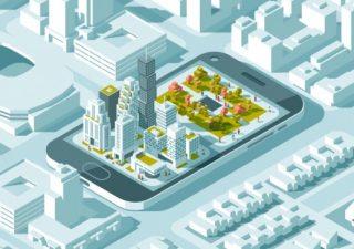 Città intelligente, benefici e vantaggi di vivere in una smart city