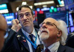 Buone notizie per la Borsa Usa: stime sugli utili le migliori del 2019