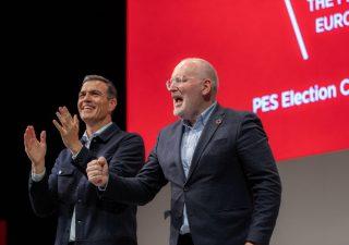 Elezioni Europee 2019: Frans Timmermans del PSE, chi è