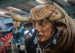 Trump-Merkel: da Huawei alle spese militari, nuovi attriti