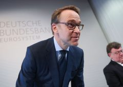 "Weidmann cambia linea: ""si al whatever it takes di Draghi"""
